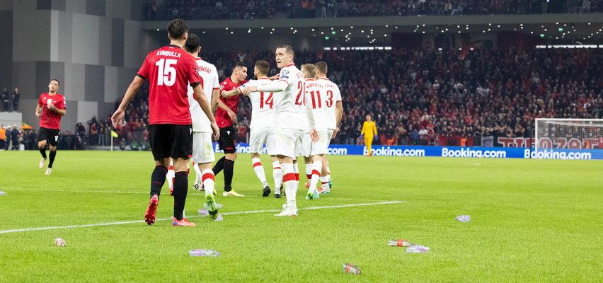 Skandal na meczu Albania-Polska. To nie był pierwszy wybryk albańskich kibiców. Polacy znają ich od tej strony