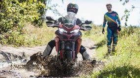 Ducati Multi Tour 2016 - na torze i poza szlakiem