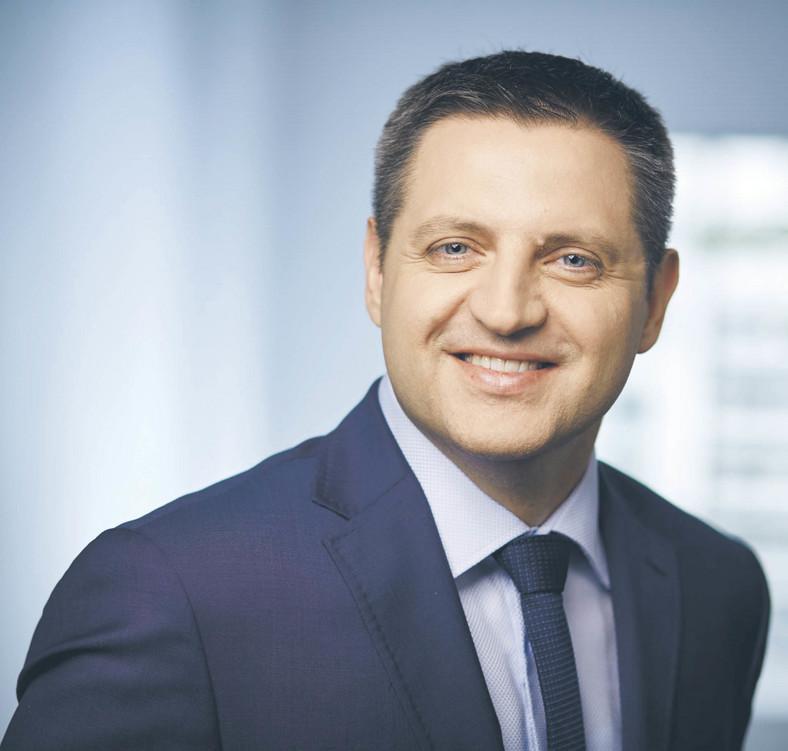 Robert Antczak, prezes Arval Polska  fot. Dariusz Iwański/Materiały prasowe