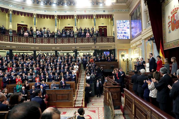 Španija 40 godina ustavnosti EPA KIKO HUESCA