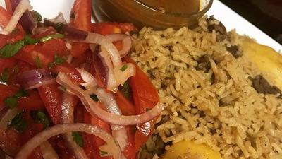 Wondering what to cook for dinner? Try this pilau recipe by Kui's Kitchen