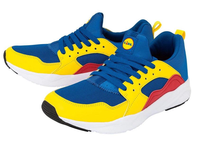 Buty z logo Lidla będzie można kupić w cenie 64,90 zł za parę
