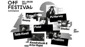 Off Festival 2017: nowi artyści dołączają do składu