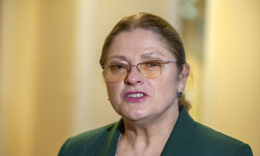 """Krystyna Pawłowicz obraża widzów TVN. """"Głupi"""". Co sądzi o widzach TVP?"""