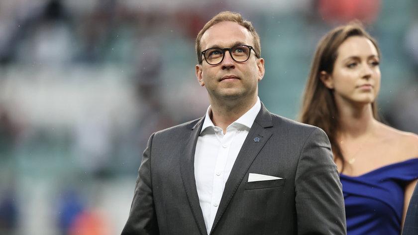 Marcin Animucki (42 l.) ma nadzieję, że niedługo do polskich klubów trafią jeszcze większe pieniądze