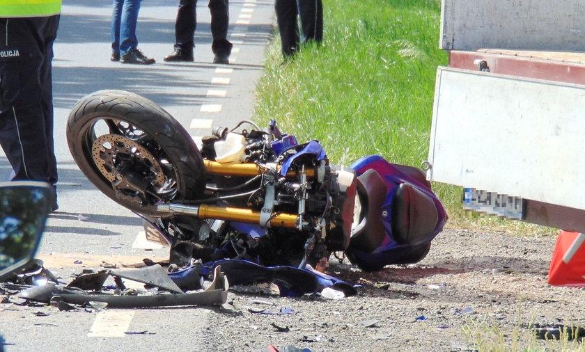 Wypadek pod Nysą