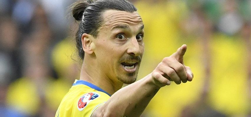Grupowy rywal biało-czerwonych osłabiony. Ibrahimović nie zagra na Euro 2020