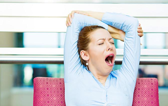 Posle lošeg spavanja, ili kratkog sna, ceo dan ste umorni