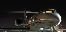 Skandal na pokładzie! Pilot robił to w trakcie lotu