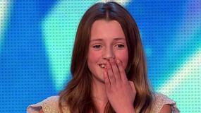 """Niesamowity występ 12-letniej dziewczynki. Jurorzy """"Mam talent"""" byli w szoku"""