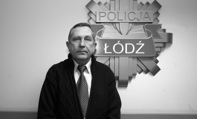 Zbigniew Jagiełło, przewodniczący NSZZ Policjantów w Łodzi