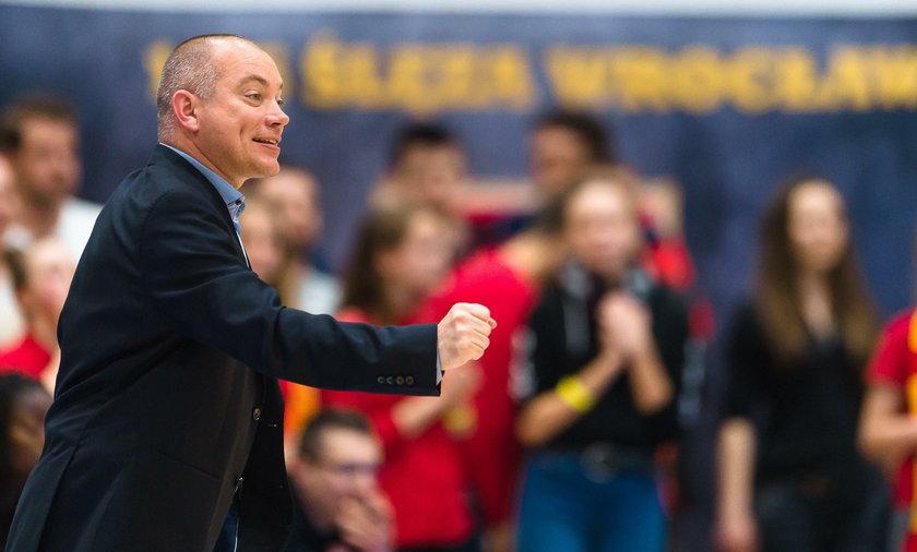 Arkadiusz Rusin został trenerem reprezentacji koszykarek