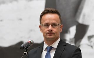 Szijjártó: Na Ukrainie trwa antywęgierska nagonka [WYWIAD]