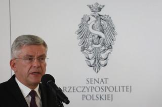 Karczewski: PiS przeprowadza reformę wymiaru sprawiedliwości dla ludzi