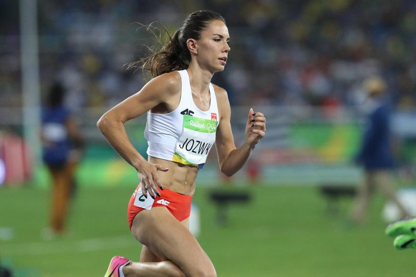 Joanna Jóźwik udzieliła wywiadu i opowiedziała jak kibicie życzyli olimpijce śmierci