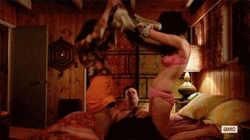 Scena seksu gejowskiego w filmie