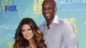 Lamar Odom: seks z Khloe Kardashian jest na najwyższym poziomie