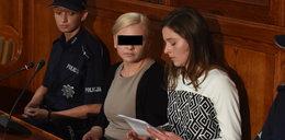 Krótkie przesłuchanie żony Marcina P. Odmówiła składania zeznań
