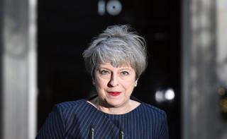 Wielka Brytania: Prasa chwali decyzję May w sprawie przedterminowych wyborów