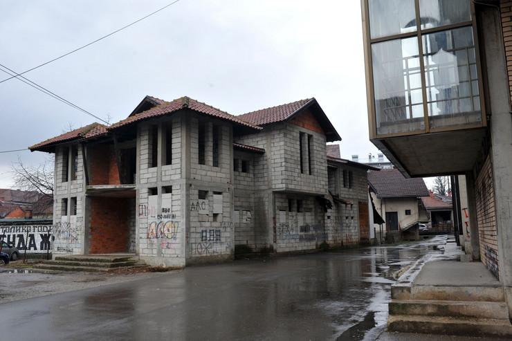 Kuća u vlasništvu porodice predsednice SO Zorice Mitrović