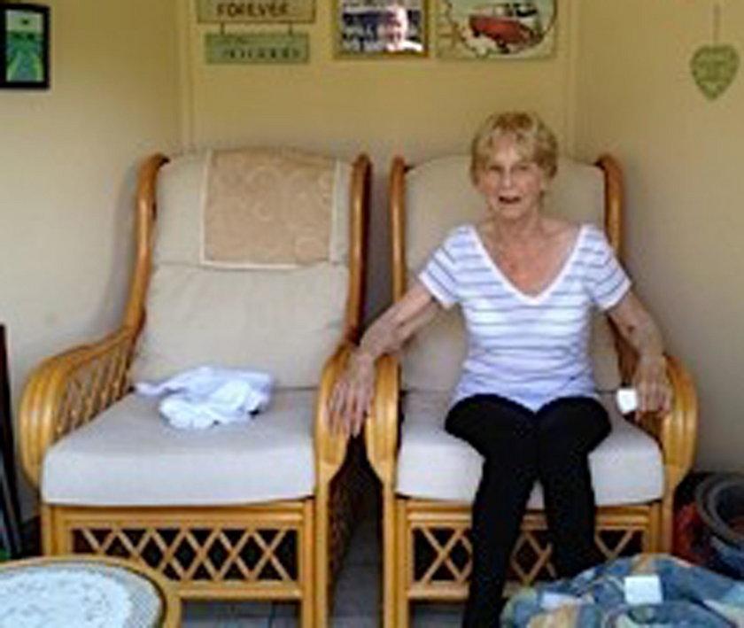 76-letnie Trixie Gough przegrała z rakiem piersi