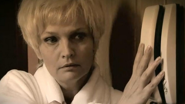 Adrianna Biedrzyńska jako Barbara Blida