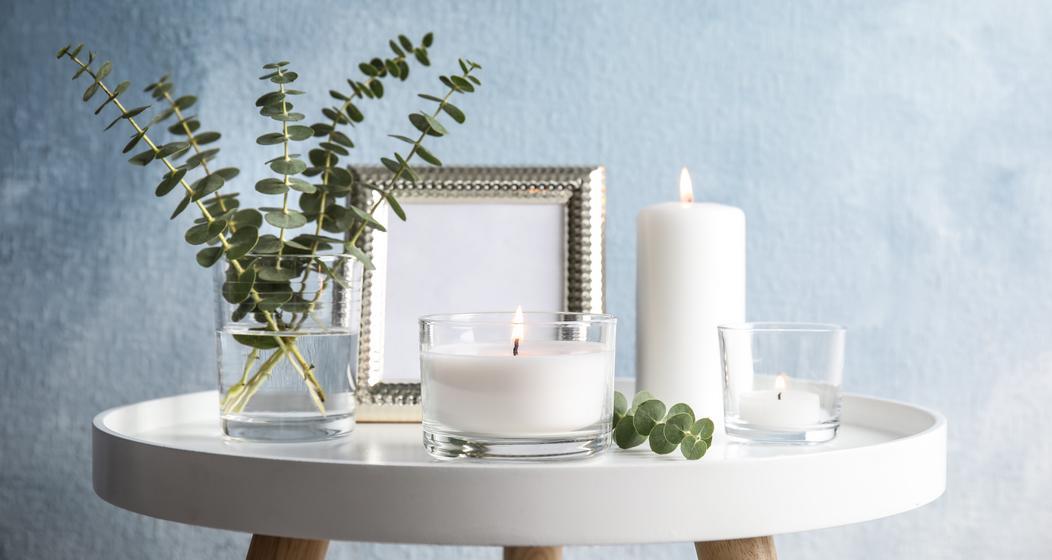 Kerzen sorgen für Gemütlichkeit – und manchmal auch für ein besonderes Dufterlebnis.