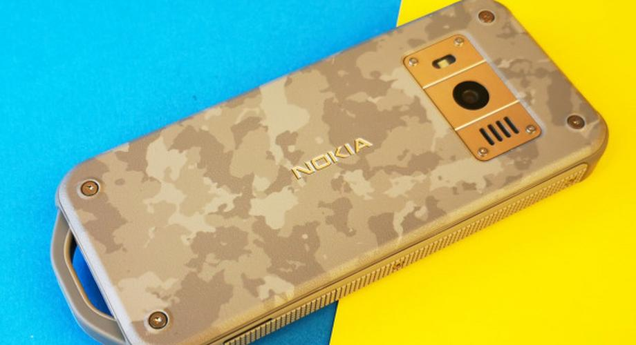 Outdoorhandy Nokia 800 Tough im Test: Steinharte Steinzeit