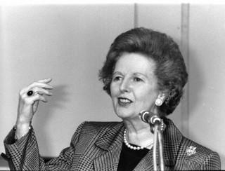 Thatcher chciałaby brexitu [WYWIAD]