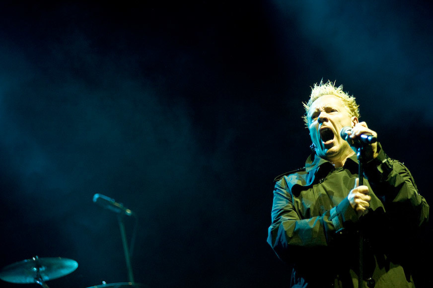 OFF Festival 2011: Public Image Limited
