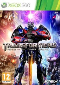 Okładka: Transformers: Rise of the Dark Spark
