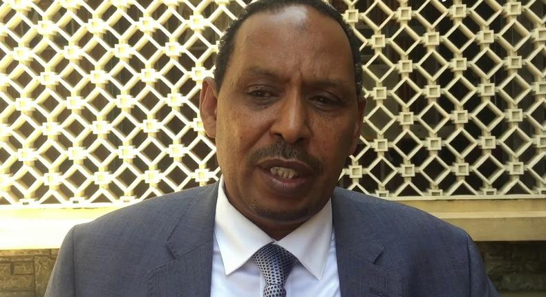 Rashid Kassim Mp Wajir East