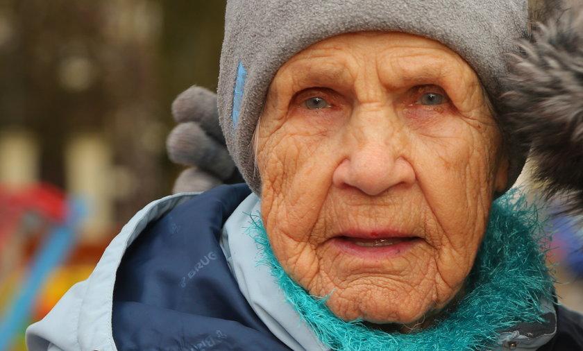 Mam 91 lat a czuję się na czterdzieści!