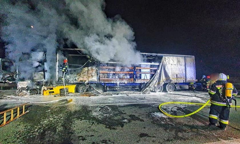 Do wypadku doszło w w nocy ze środy na czwartek ok. godz. 2.
