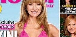 Doktor Quinn w bikini na okładce. Ma 62 lata!