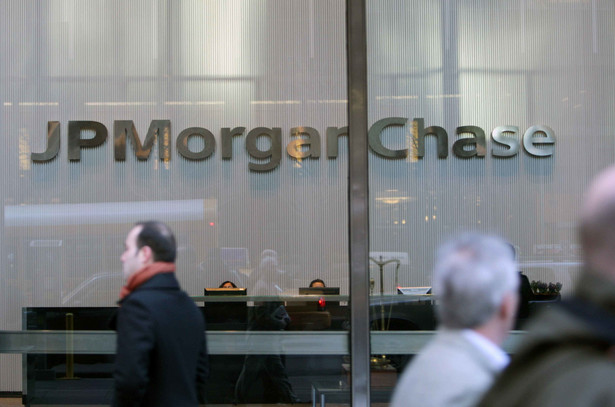 Oddział banku JPMorgan