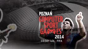Poznań Computer Sport Games – 31 maj - 1 czerwiec 2013