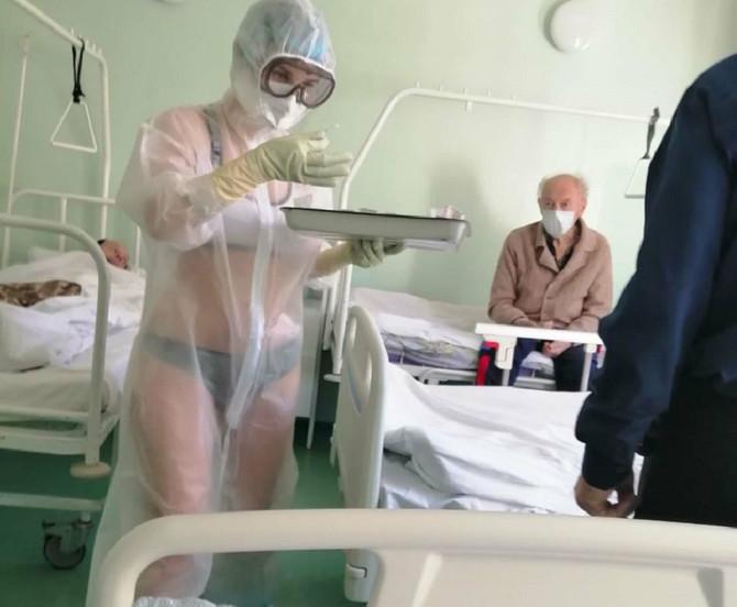 Golišava medicinska sestra