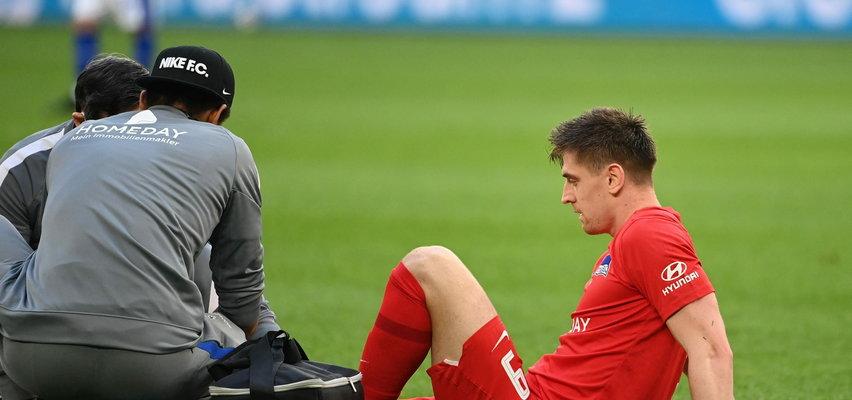 Koniec sezonu dla Krzysztofa Piątka! Nie pojedzie na EURO?