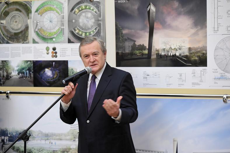 Wiceprezes Rady Ministrów, minister kultury i dziedzictwa narodowego Piotr Gliński