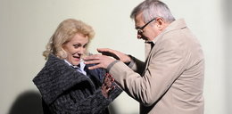 Łukaszewicz dusił aktorkę na planie. To już drugi raz!
