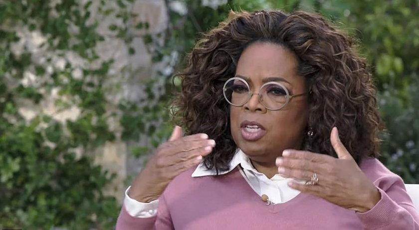 Wywiad Oprah Winfrey z Meghan Markle i księciem Harrym