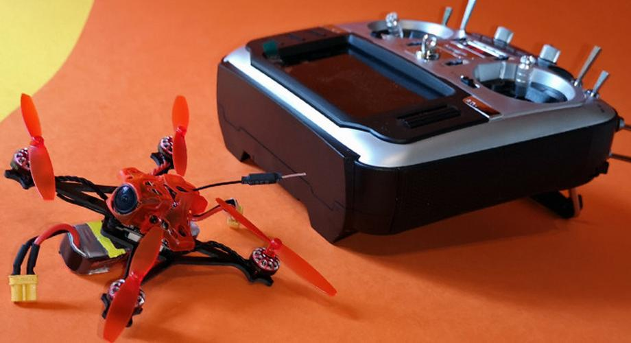 Mini-FPV-Drohnen mit DVR: Race-Action in HD