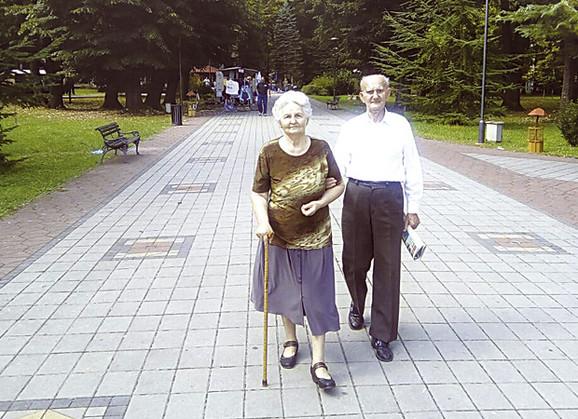 Milosava i Veljko Radmanović