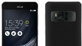 Asus Zenfone AR i Asus ZenFone 3 Zoom - producent zaprezentował swoje najnowsze smartfony