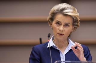 Von der Leyen: 27 państw UE musi rozpocząć szczepienia przeciwko Covid-19 tego samego dnia