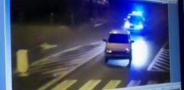 Szaleńczy rajd 14-latków. Samochód wzięli od babci