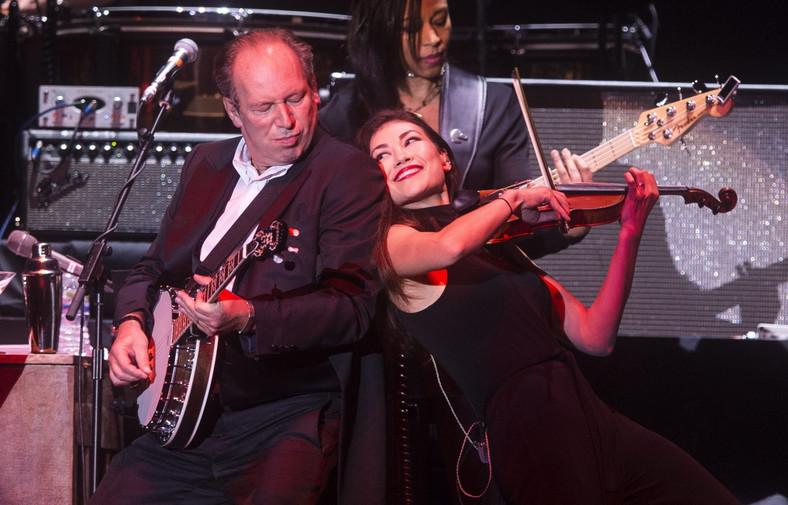 Hans Zimmer na swojej pierwszej trasie koncertowej