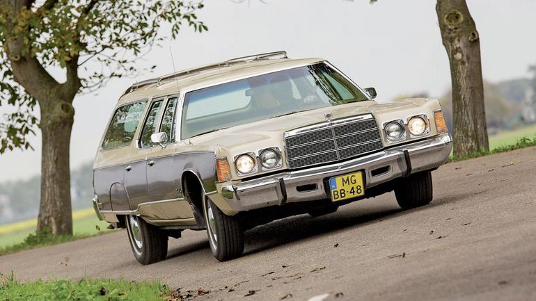 Chrysler Town&Country - on też jest na miasto?
