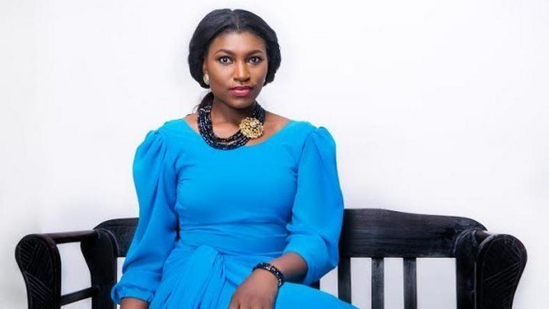 "Ufuoma McDermott for ""Wives on Strike"""